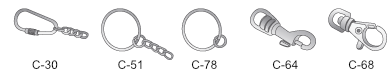 Keyring Fittings