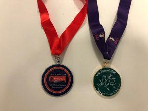 printed medal A